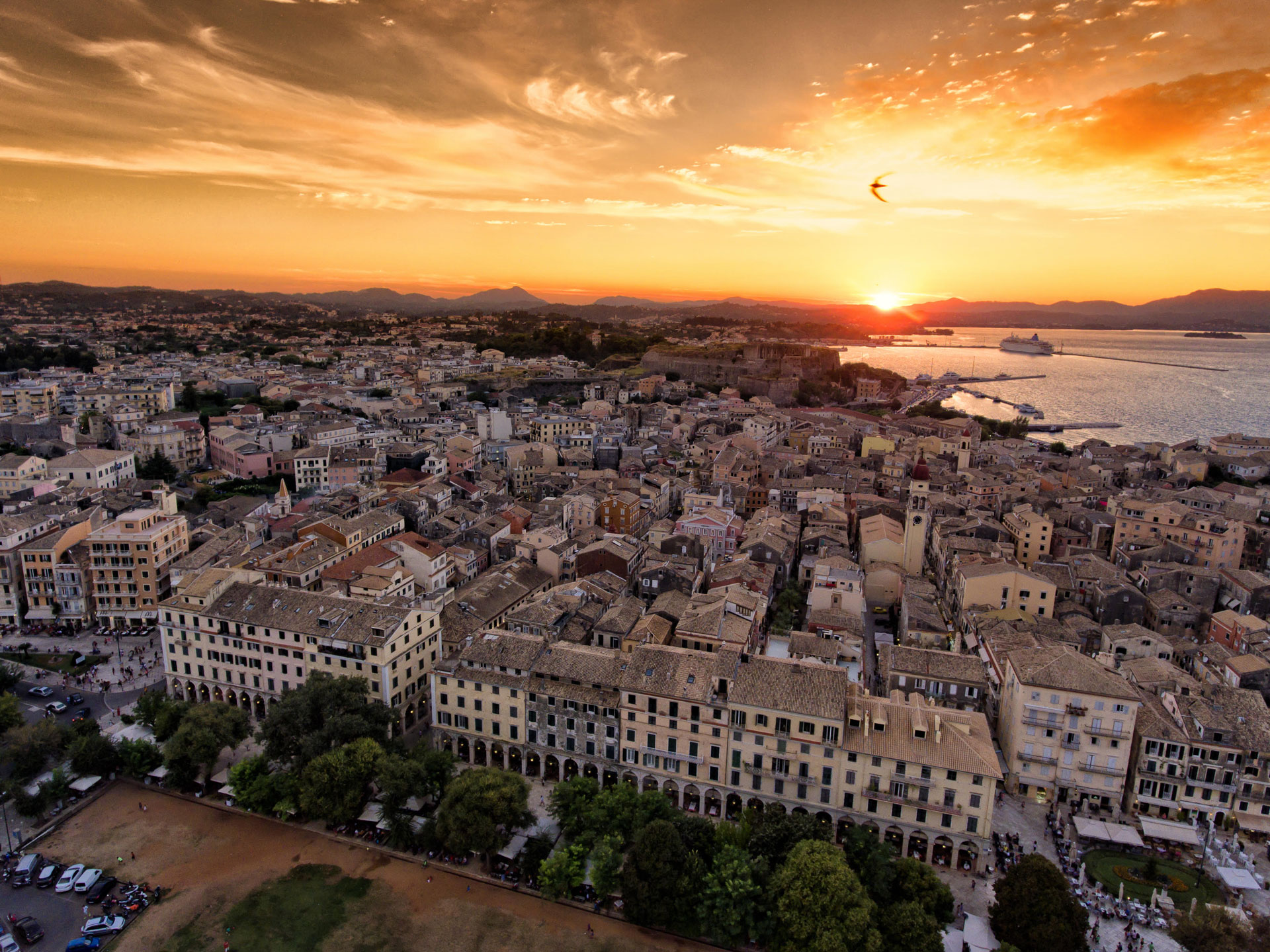 Corfu Evening Tour | Corfu Perspectives Guided Tours