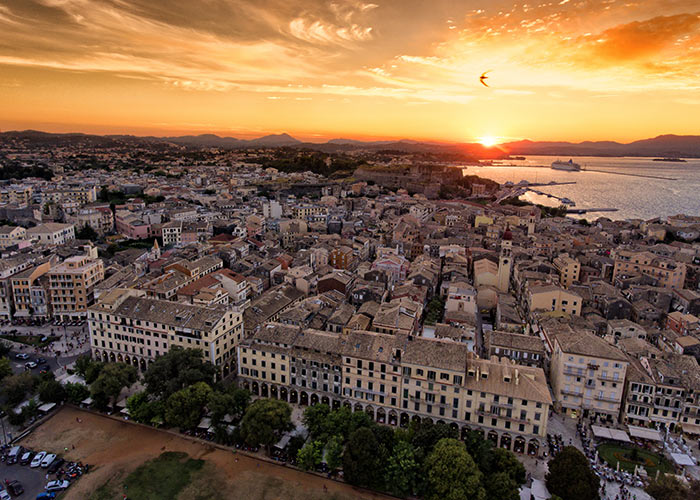 Evening Tour | Corfu Perspectives Guided Tours