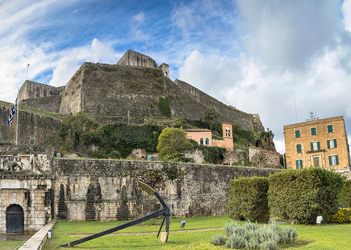 New Fortress Corfu | Corfu Perspectives Guided Tours