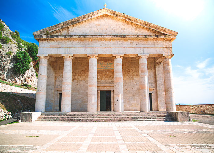 Old Fortress Corfu | Corfu Perspectives Guided Tours