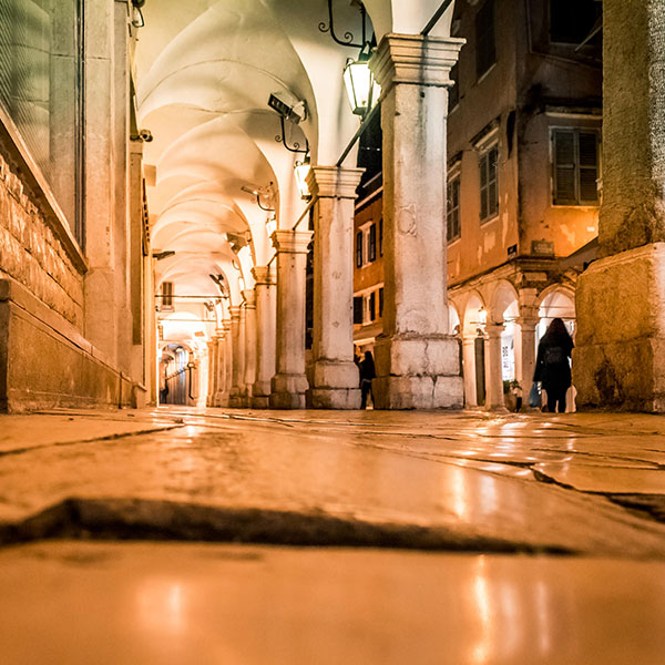 Evening Tours | Corfu Perspectives Guided Tours