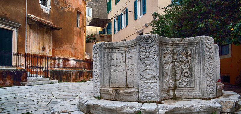 Historical Tours | Corfu Perspectives Guided Tours
