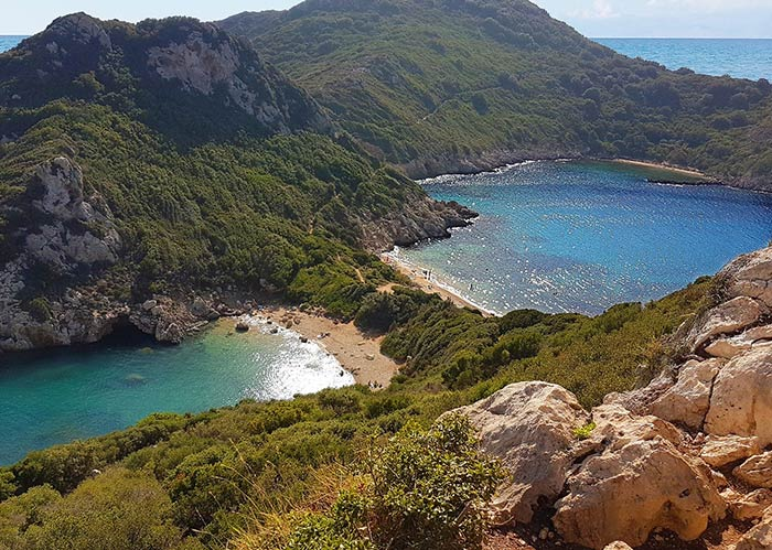 Porto Timoni Corfu   Corfu Guided Tours